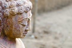 Paix de Budha Images libres de droits