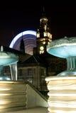 Paix de l'eau de Sheffield Images libres de droits