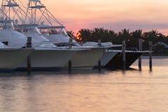 Paix en Floride Image libre de droits