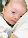 Paizinho e seu bebê Imagens de Stock