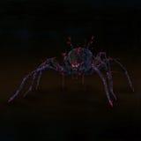 pająka ilustracyjny jadowity wektor ilustracja wektor