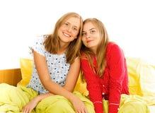 Pajama Party Royalty Free Stock Photos