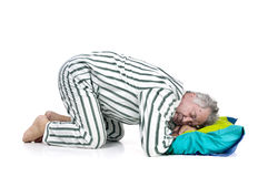 Pajamas Royalty Free Stock Image