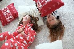 Pajamas party Royalty Free Stock Photography