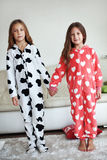 Pajamas party Royalty Free Stock Image