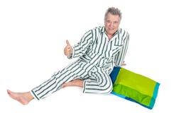 Pajamas Royalty Free Stock Photography