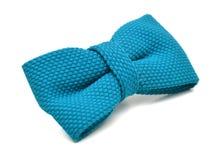 Pajarita azul Fotografía de archivo libre de regalías