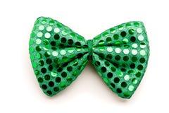 Pajarita del día del St. Patrick Imágenes de archivo libres de regalías