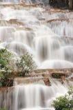 Pajaroen waterfall Royalty Free Stock Images