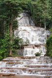 Pajaroen waterfall Stock Image