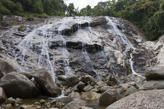 Pajo waterfall Royalty Free Stock Photography