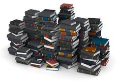 Pak dei libri Fotografia Stock Libera da Diritti