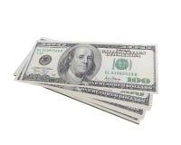 Pak dollars Stock Afbeeldingen