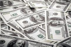 Pak dollars Royalty-vrije Stock Foto