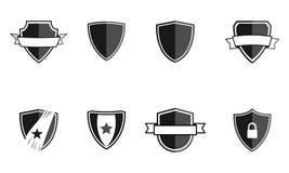 Pak Driehoekig Schild Royalty-vrije Stock Afbeelding