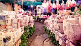 Pak Khlong Talat Stock Photos