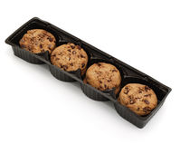 Pak koekjes Royalty-vrije Stock Afbeelding