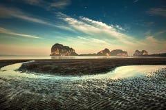 Pak Meng Beach Photographie stock libre de droits
