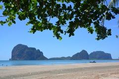Pak Meng Beach Royalty Free Stock Images