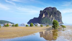 Pak Meng Beach,Trang Stock Photo