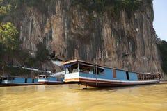 Pak Ou Cave. Luang Pra bang,Laos Royalty Free Stock Image