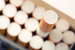 Pak sigaretten stock fotografie