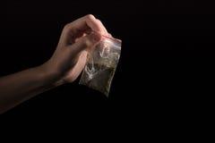 Pak van marihuana stock foto's