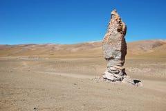 Pakanamonniken, Chili Stock Foto
