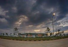PakanSari Stadion Cibinong Bogor royalty free stock photography