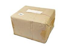 Paket Stockfoto