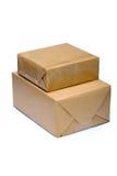 Paket Lizenzfreies Stockfoto