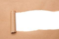Paket-Papier lizenzfreies stockbild