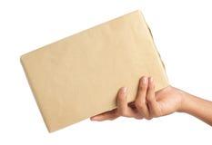 Paketanlieferung Lizenzfreie Stockfotografie
