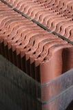pakiet płytki dachowe Fotografia Stock