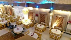 Pakistańska Ślubna ceremonia Arrangments W Karachi zdjęcie wideo