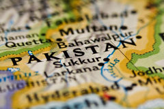 Pakistan stock afbeelding