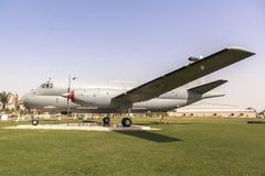 Pakistan Air Force Museum in Karachi Royalty Free Stock Image