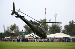 Free Pakistan Army Helicopter! Stock Photography - 40655292