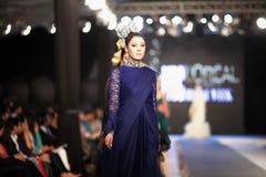 Pakistan Fashion Design Council (PFDC) Fall Fashion Week 2012 Stock Photos