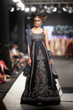 Pakistan Fashion Design Council (PFDC) Fall Fashion Week 2012 Stock Image