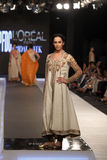 Pakistan Fashion Design Council (PFDC) Fall Fashion Week 2012 Stock Images
