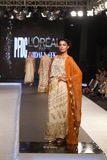 Pakistan Fashion Design Council (PFDC) Fall Fashion Week 2012 Stock Photo