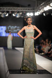 Pakistan Fashion Design Council (PFDC) Fall Fashion Week 2012 Royalty Free Stock Image