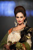 Pakistan Fashion Design Council (PFDC) Fall Fashion Week 2012 Stock Photos