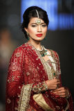Pakistan Fashion Design Council (PFDC) Fall Fashion Week 2012 Royalty Free Stock Photo