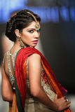Pakistan Fashion Design Council (PFDC) Fall Fashion Week 2012 Stock Photography