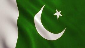 Pakistan Flag Stock Photography