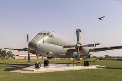 Pakistan flygvapenmuseum i Karachi Royaltyfri Fotografi