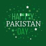 Pakistan Independence Day Royalty Free Stock Photos
