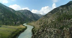 pakistan K?lla av floden fotografering för bildbyråer